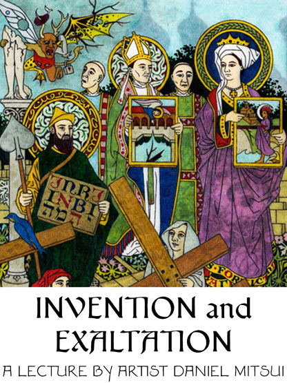 INVENTION and EXALTATION