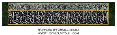 LUCAS EVANGELISTA ~ DRAWING by DANIEL MITSUI