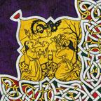 FOUR SACRIFICES: CAIN & ABEL, ABRAHAM & ISAAC, MELCHIZEDEK, PASCHAL LAMB